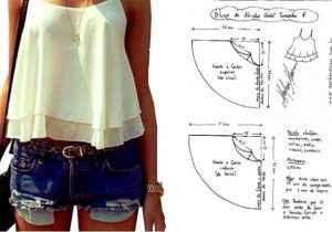 Como hacer pantalon corto (short)