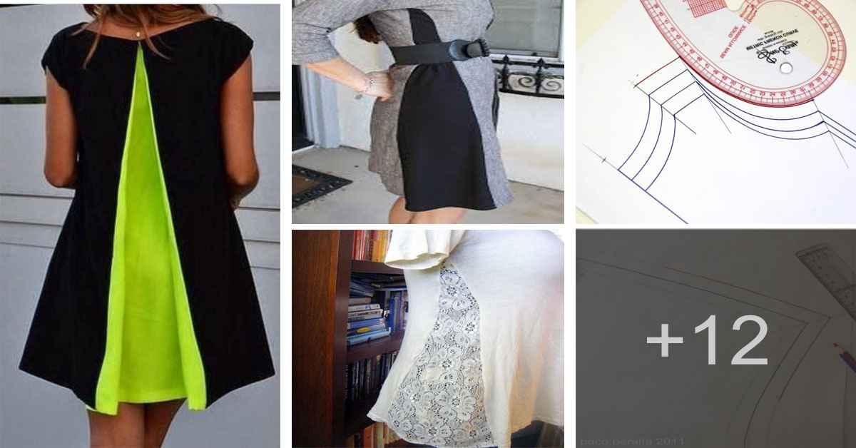 Aprende 6 trucos cómo agrandar de talla un  vestido
