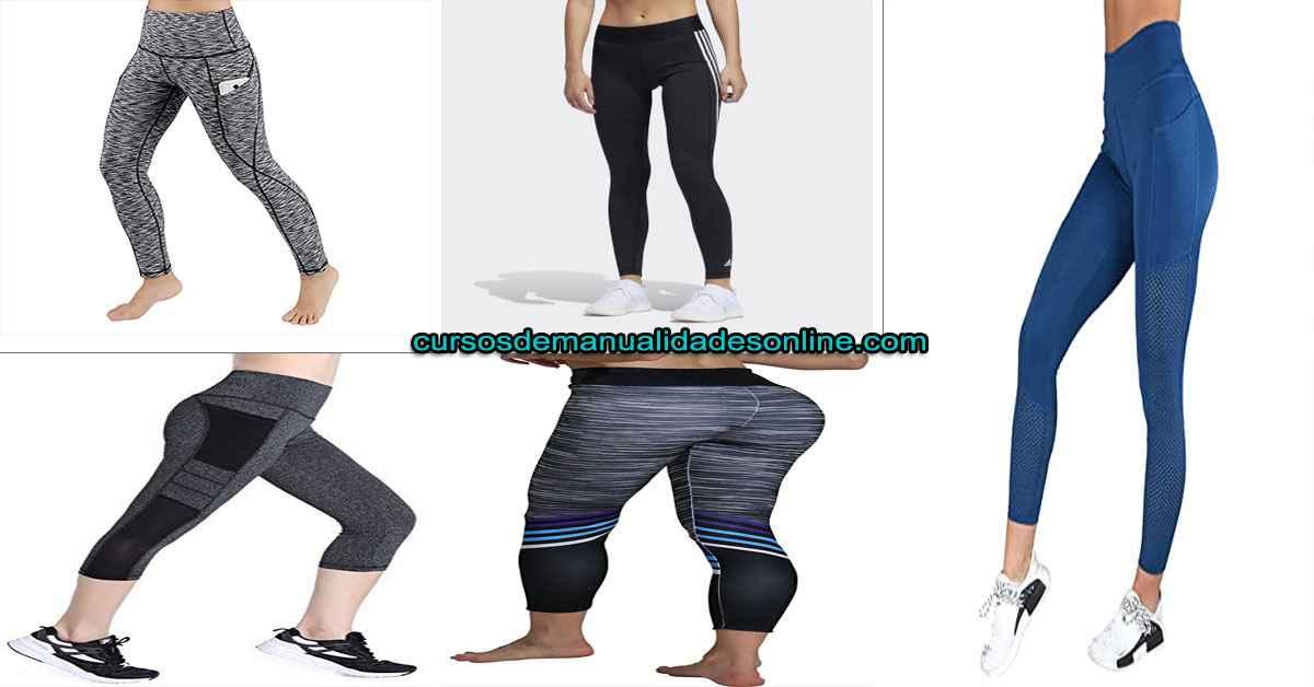 Aprende como confeccionar pantalones leggins deportivos