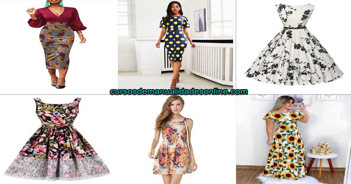 Aprende como confeccionar en 8 trucos diferentes un vestido de cintura alta