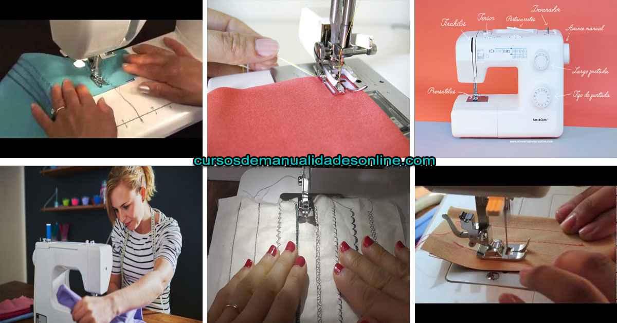 Aprende como usar de manera correcta la maquina de coser