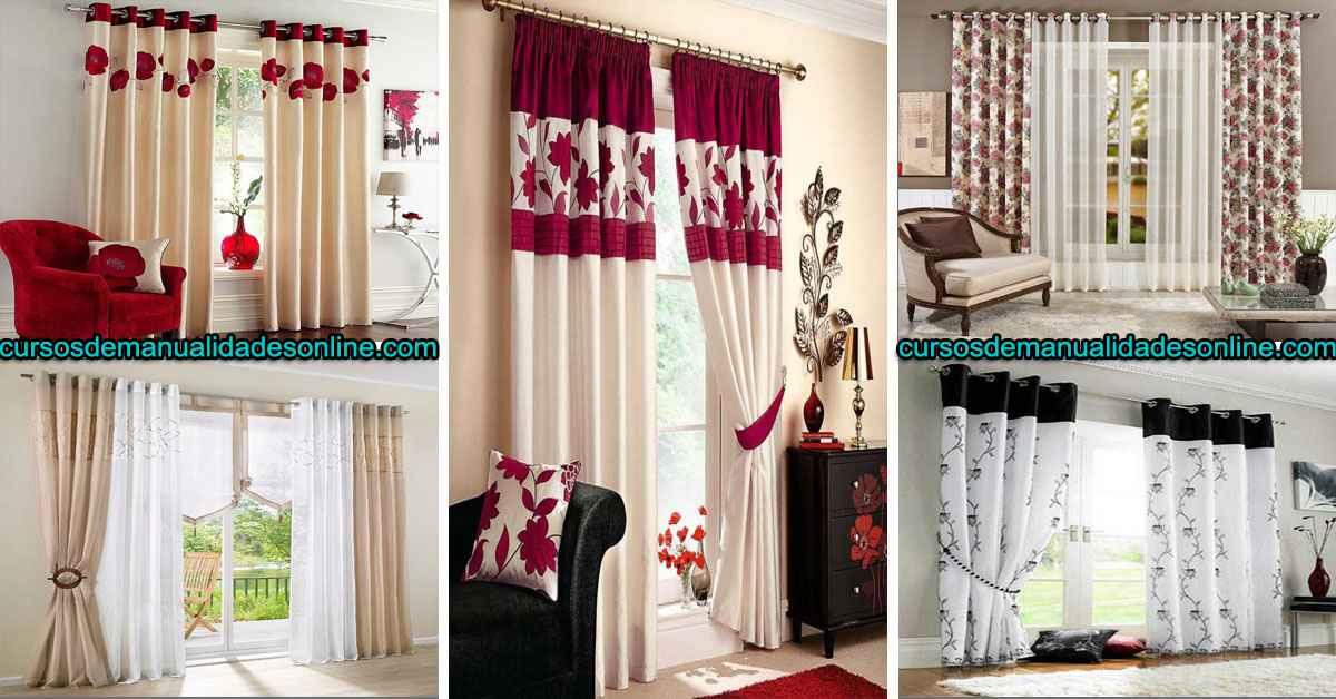 Aprende como hacer cortinas para puertas paso a paso