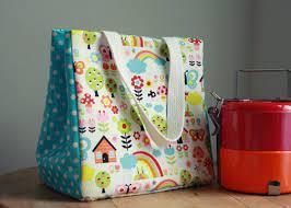 Aprende como hacer un bolso de tela a maquina de coser