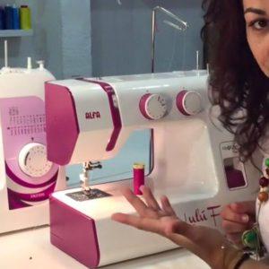 Aprenda cómo hacer su propia ropa usando máquinas de coser