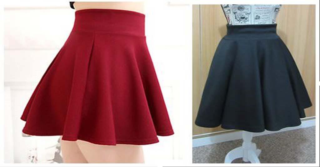 Cómo hacer una mini falda